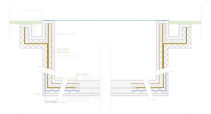 Como se realiza una piscina infinity con desbordante for Detalles constructivos de piscinas