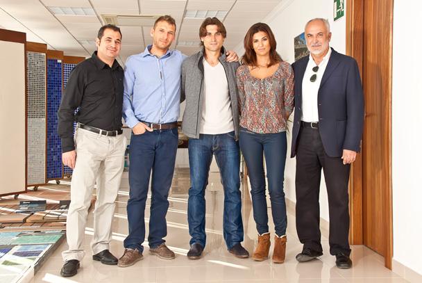 foto familia gunitec Gunitec