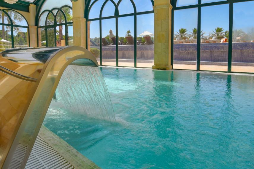 spalasella 856x570 Renovación piscina en Hotel Marriott La Sella Golf Resort & Spa.