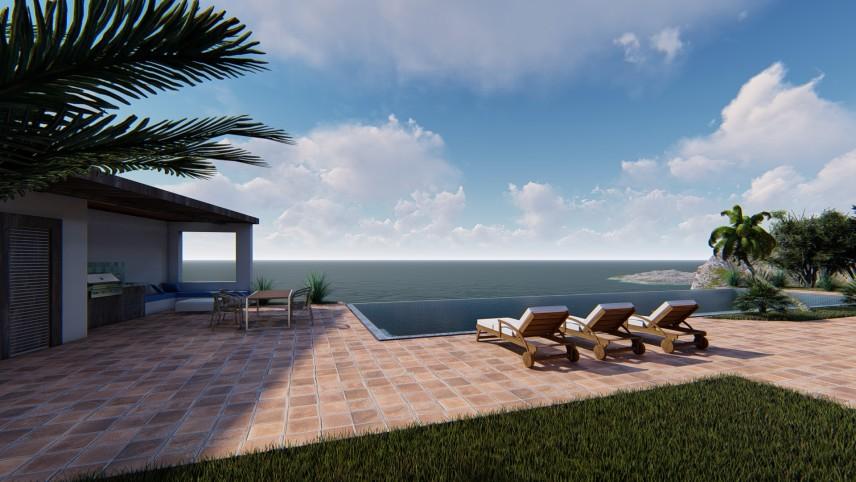 piscina en javea 856x482 Diseñamos el proyecto de tu piscina.